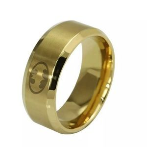 4/$10 Batman ring size 9